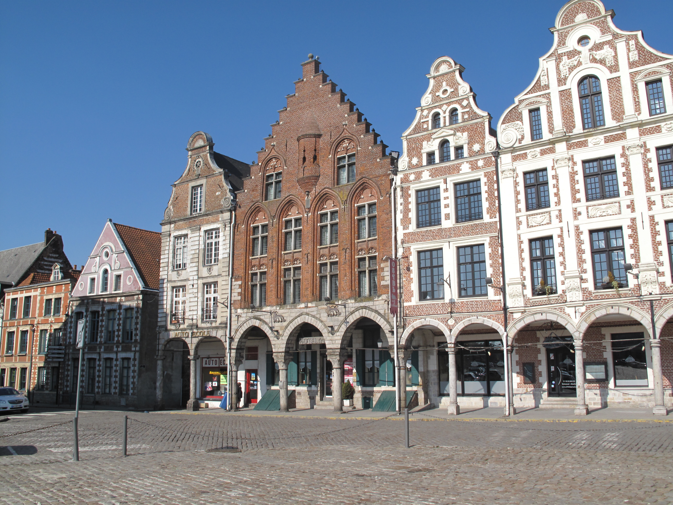 Grand Place Hotel Arras France