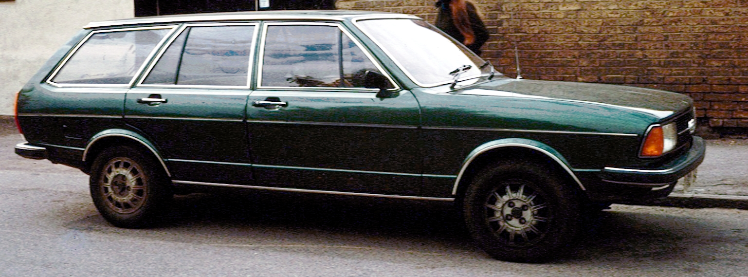 File Audi 80 B1 Estate England Jpg Wikimedia Commons