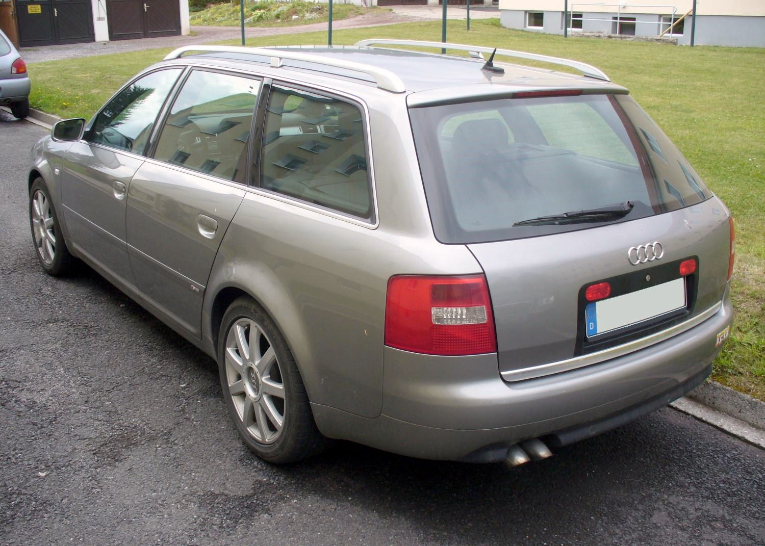 Fileaudi A6 Avant C5jpg Wikimedia Commons