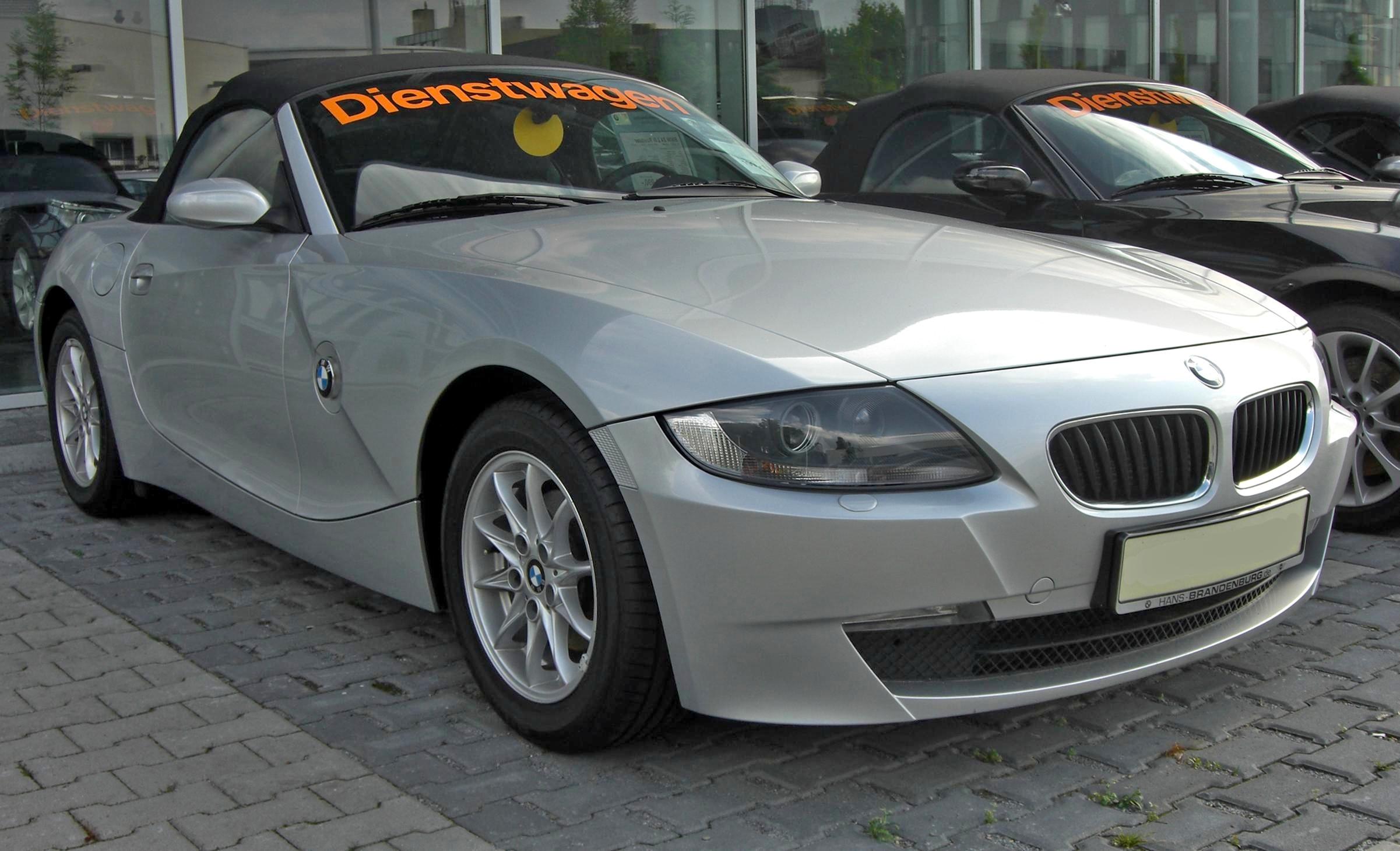 Dudas Sobre Bmw Z4 Motor Y Tipo De Cambio