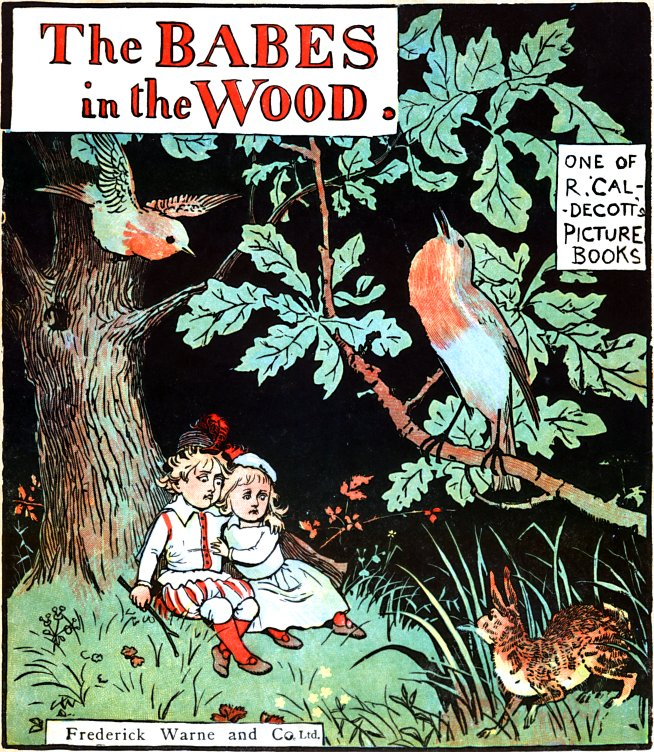Book Cover Illustration Quotes ~ Babes in the wood wikiquote