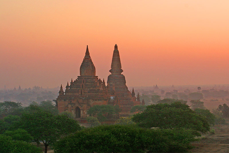 Bagan Ancient City, Myanmar ~ The Paradise Is Out There