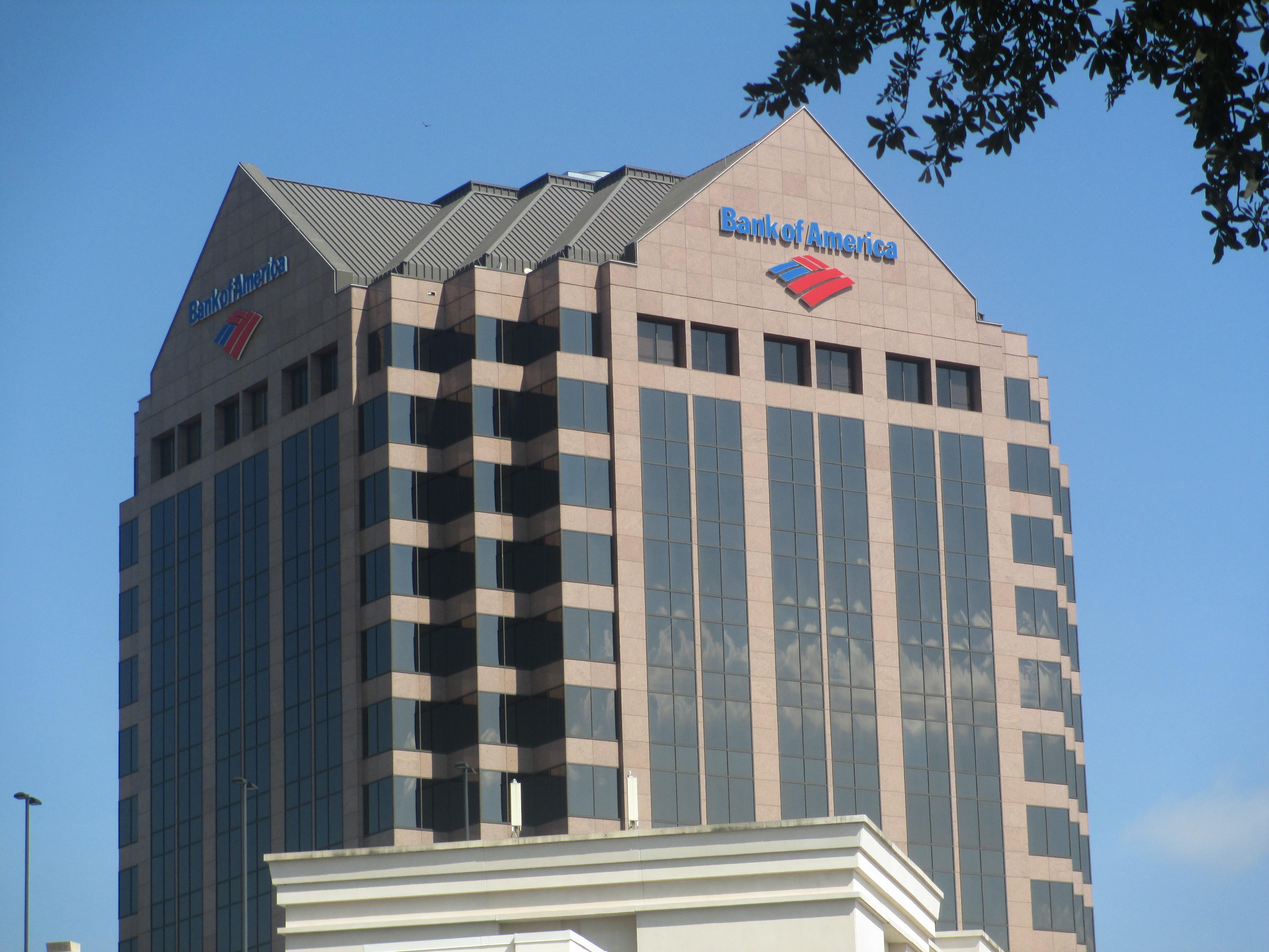 GALACTIC NEWS: Bank Of America