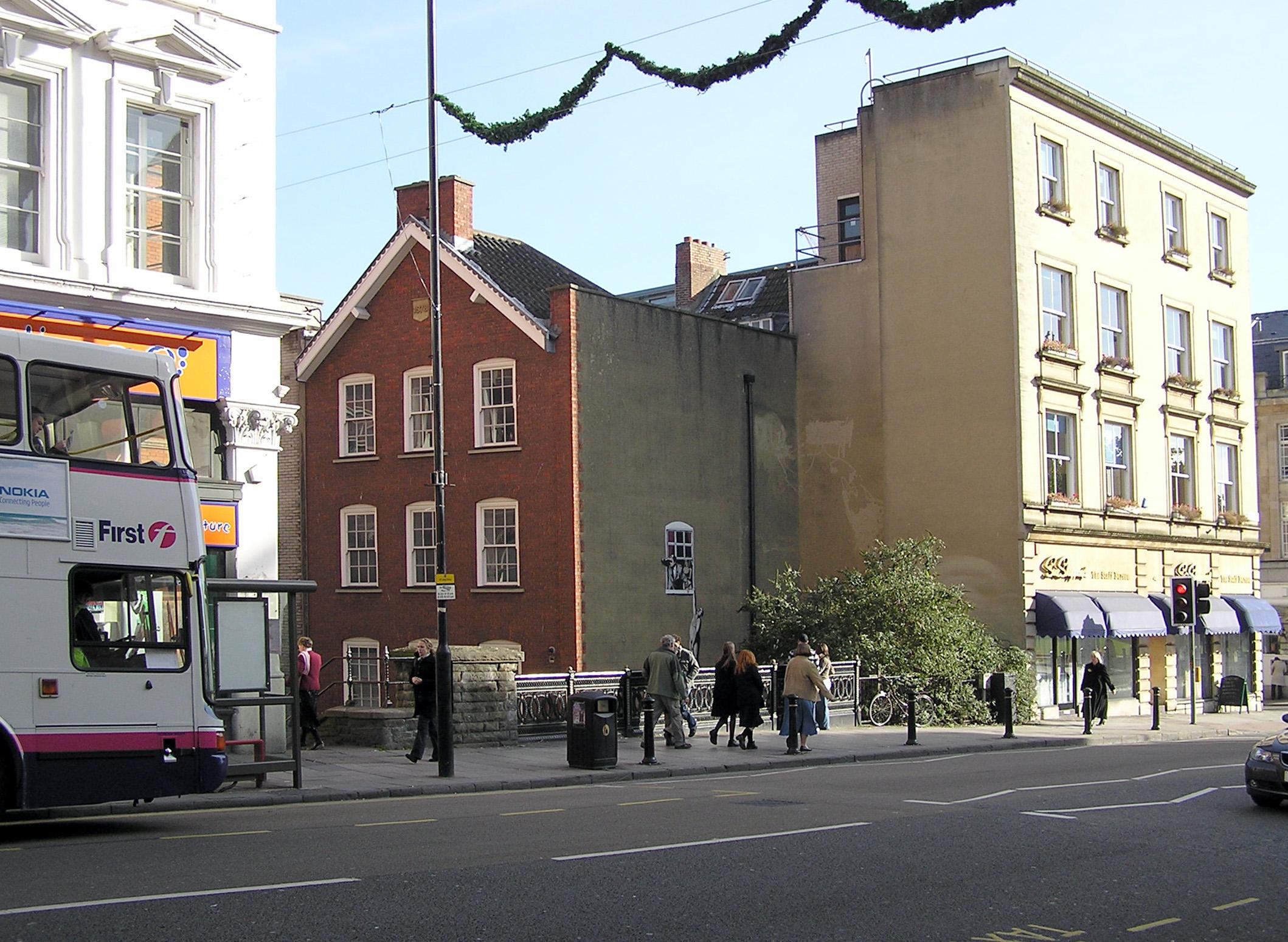 Inequalities on bristol s east street