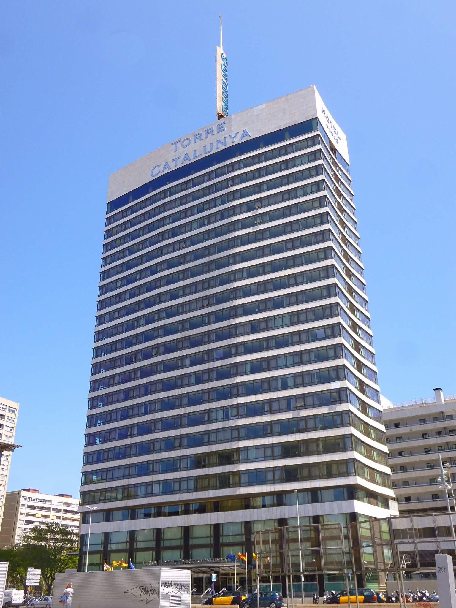 File Barcelona Gran Hotel Torre Catalunya 06 Jpg