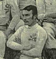 Benjamin Burns Rugby union footballer
