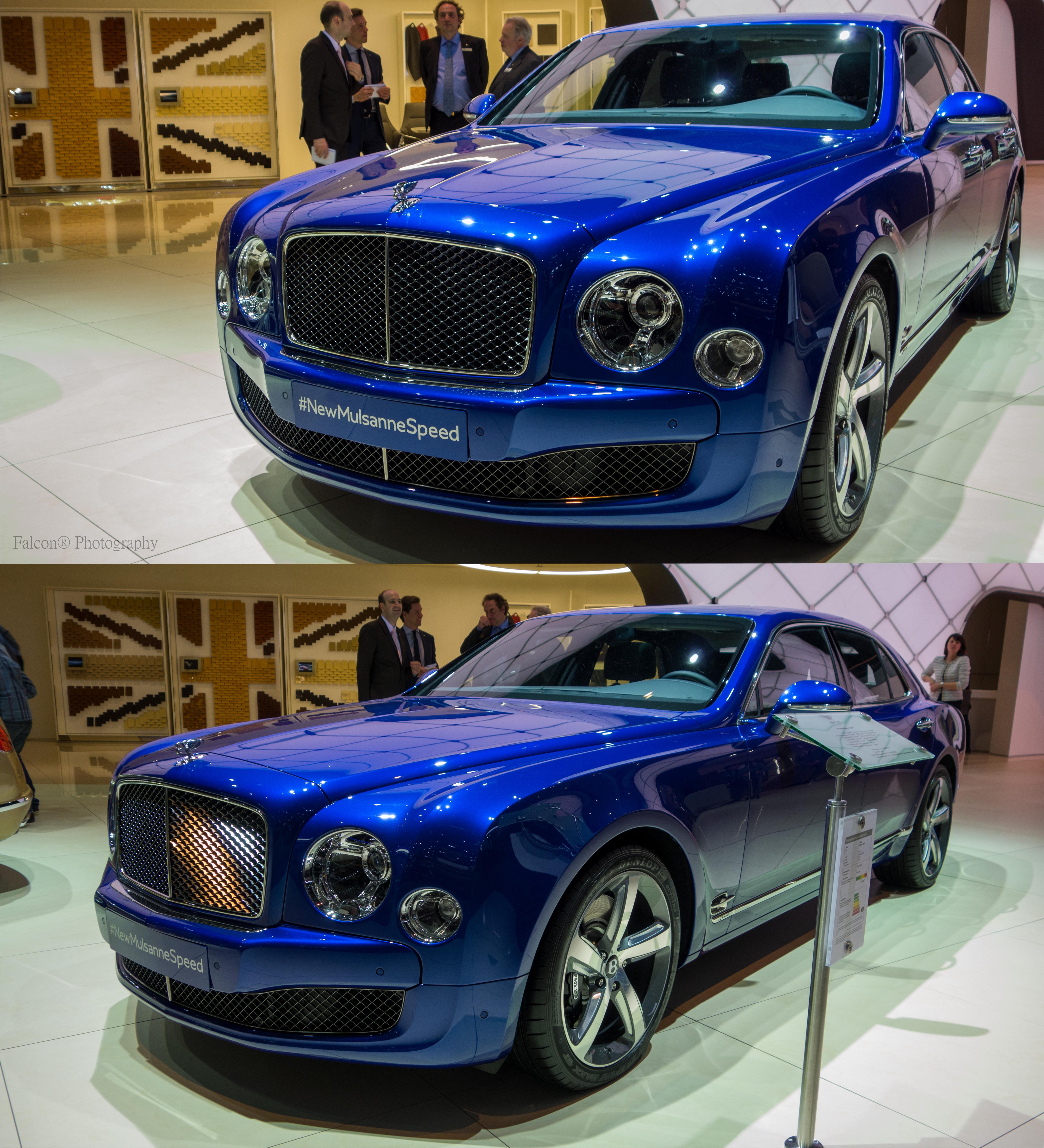 File:Bentley Mulsanne Speed 2015 (26986121721).jpg - Wikimedia Commons