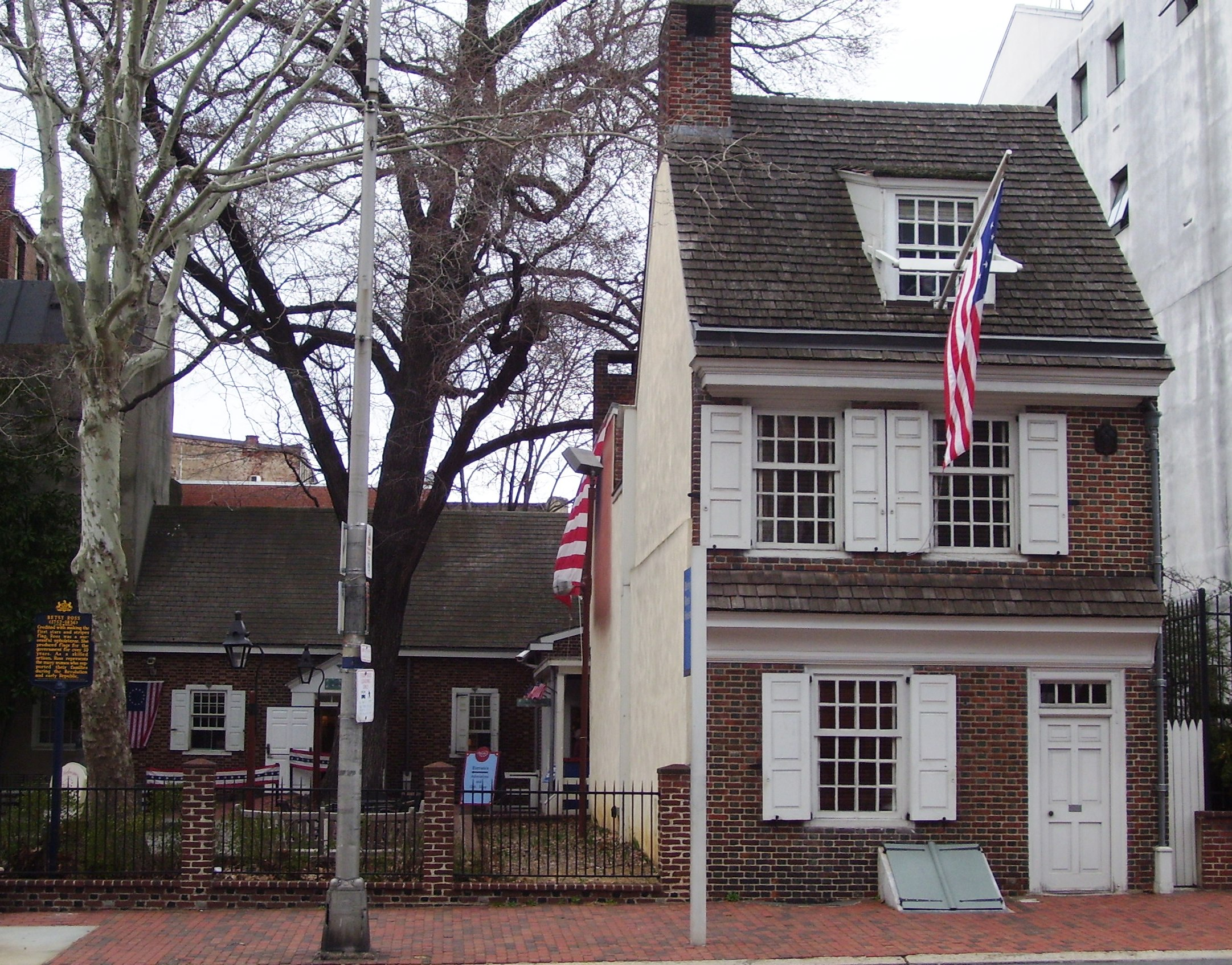 Betsy Ross House Wikipedia