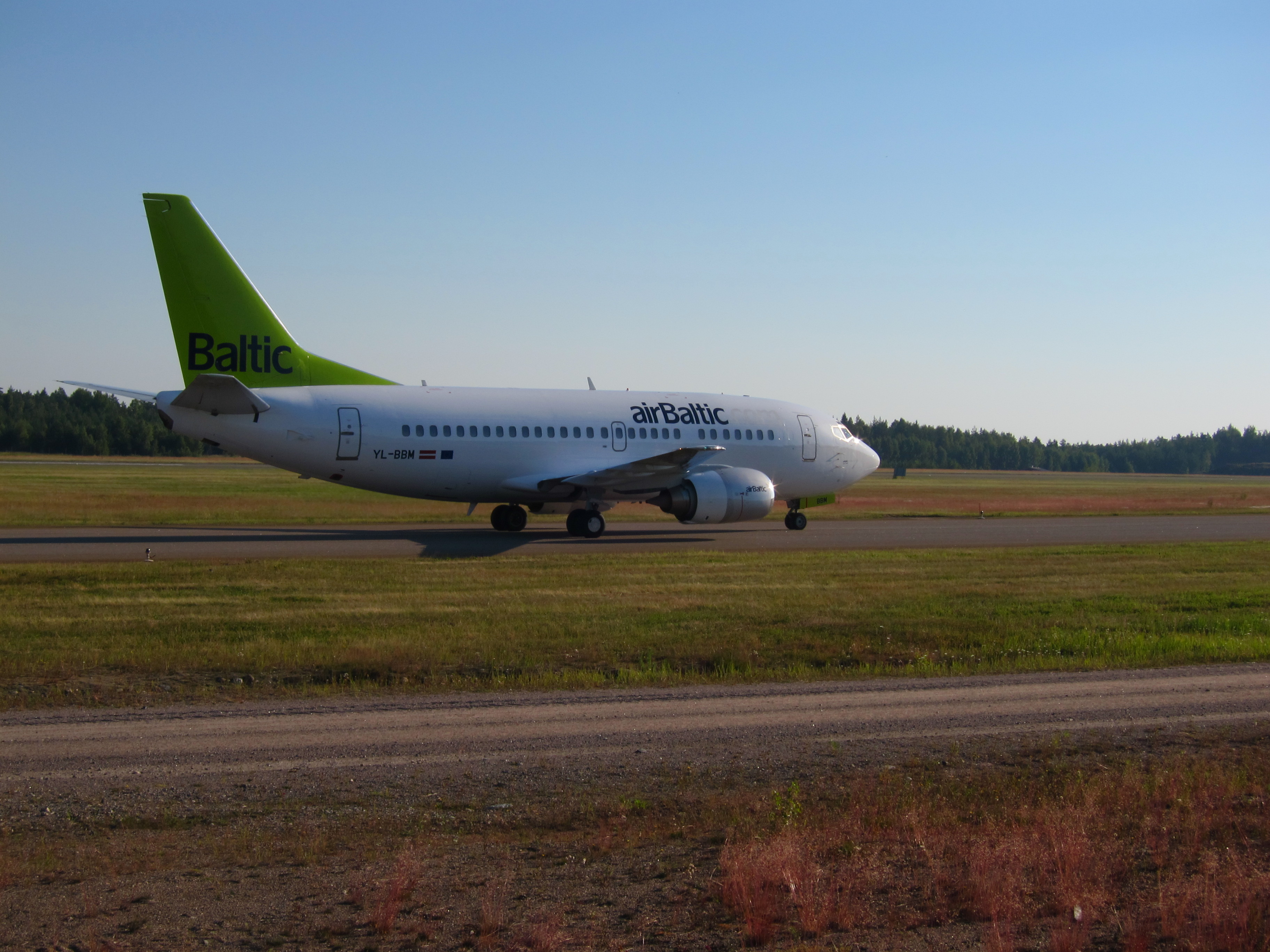 Air Baltic Turku
