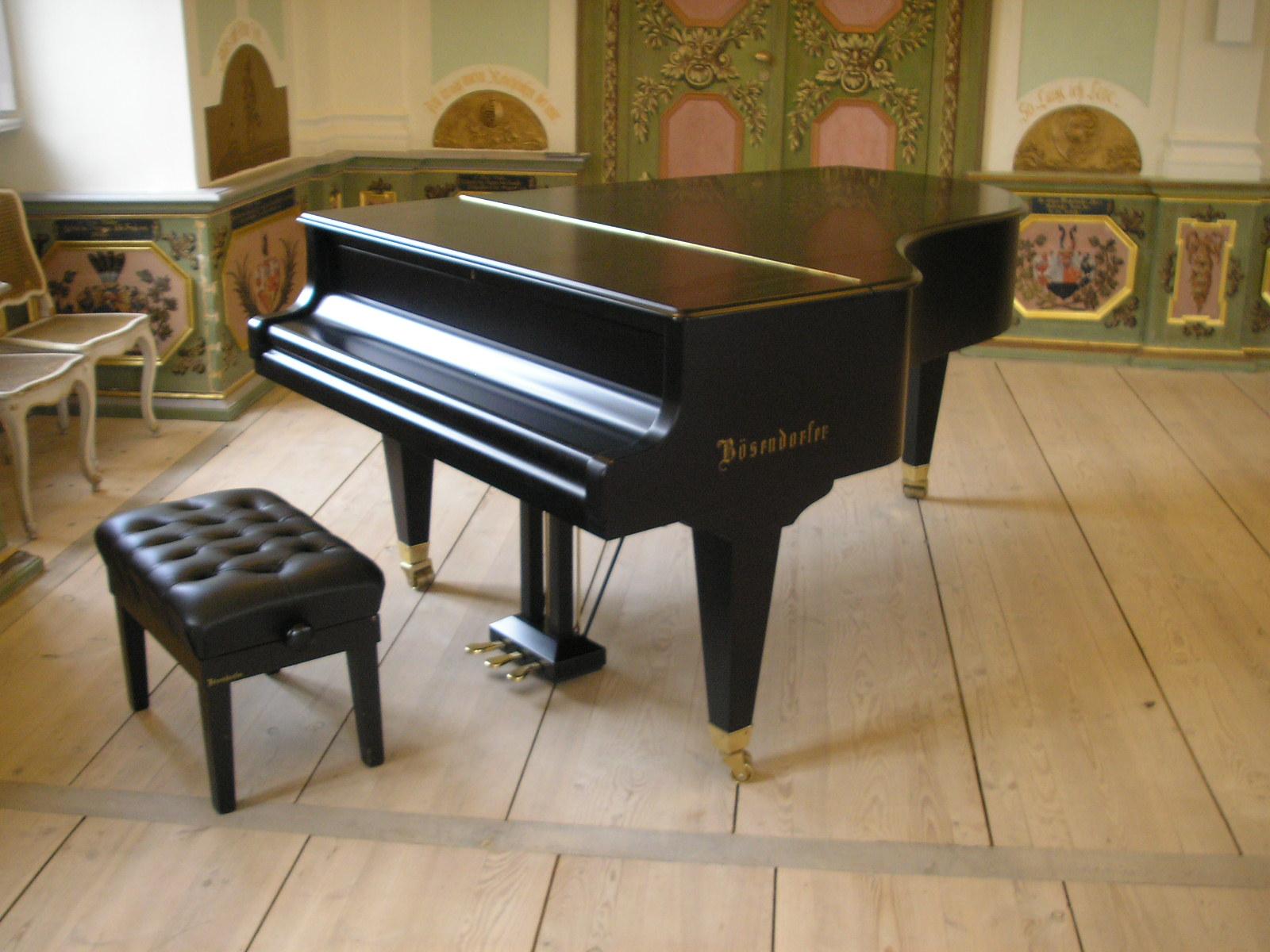 El piano [Megapost]