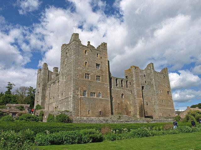 Bolton Castle, at Castle Bolton - geograph.org.uk - 1390969