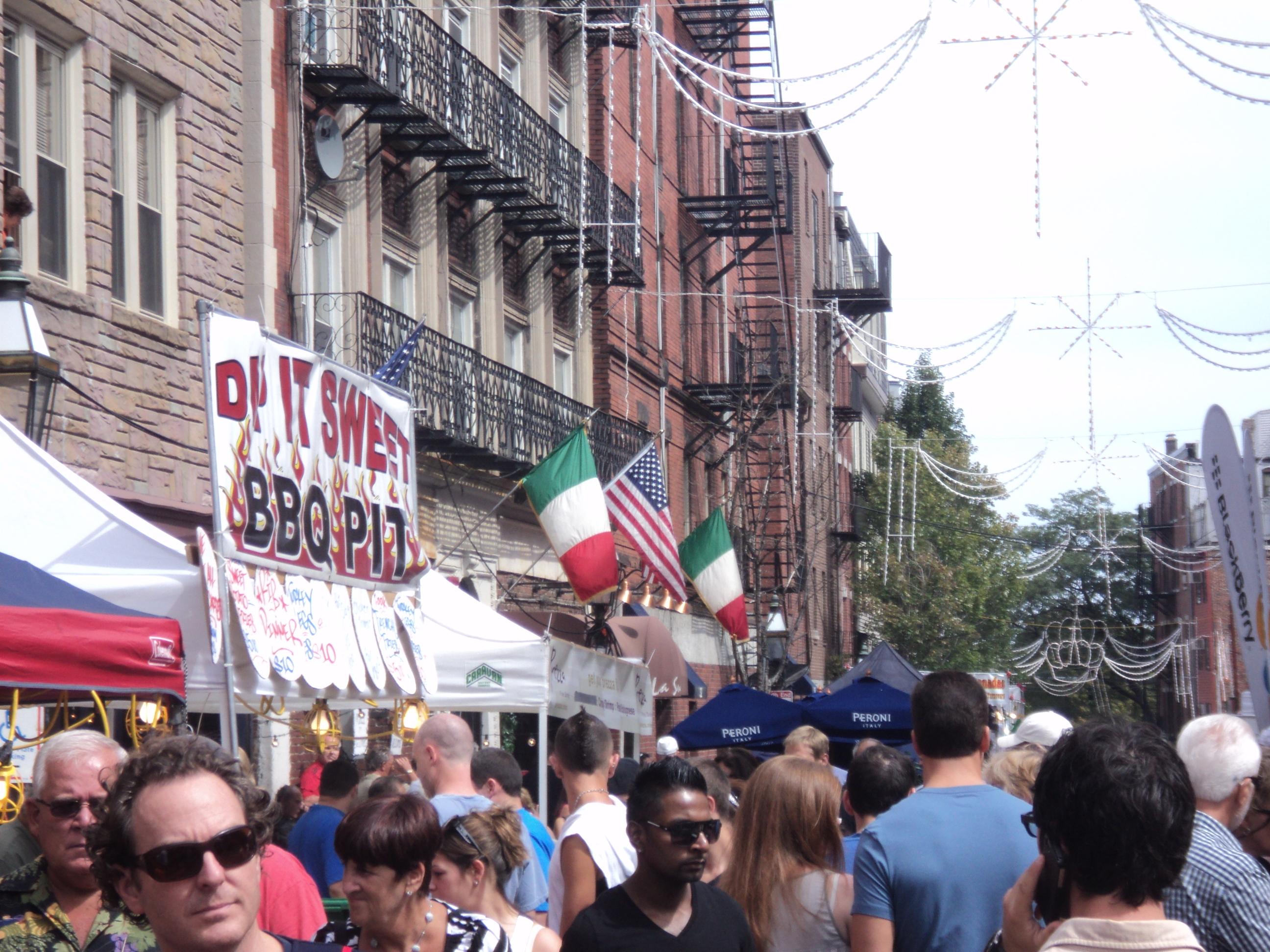 Inexpensive Italian Restaurants North End Boston