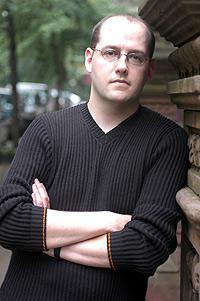 Author Brad Meltzer
