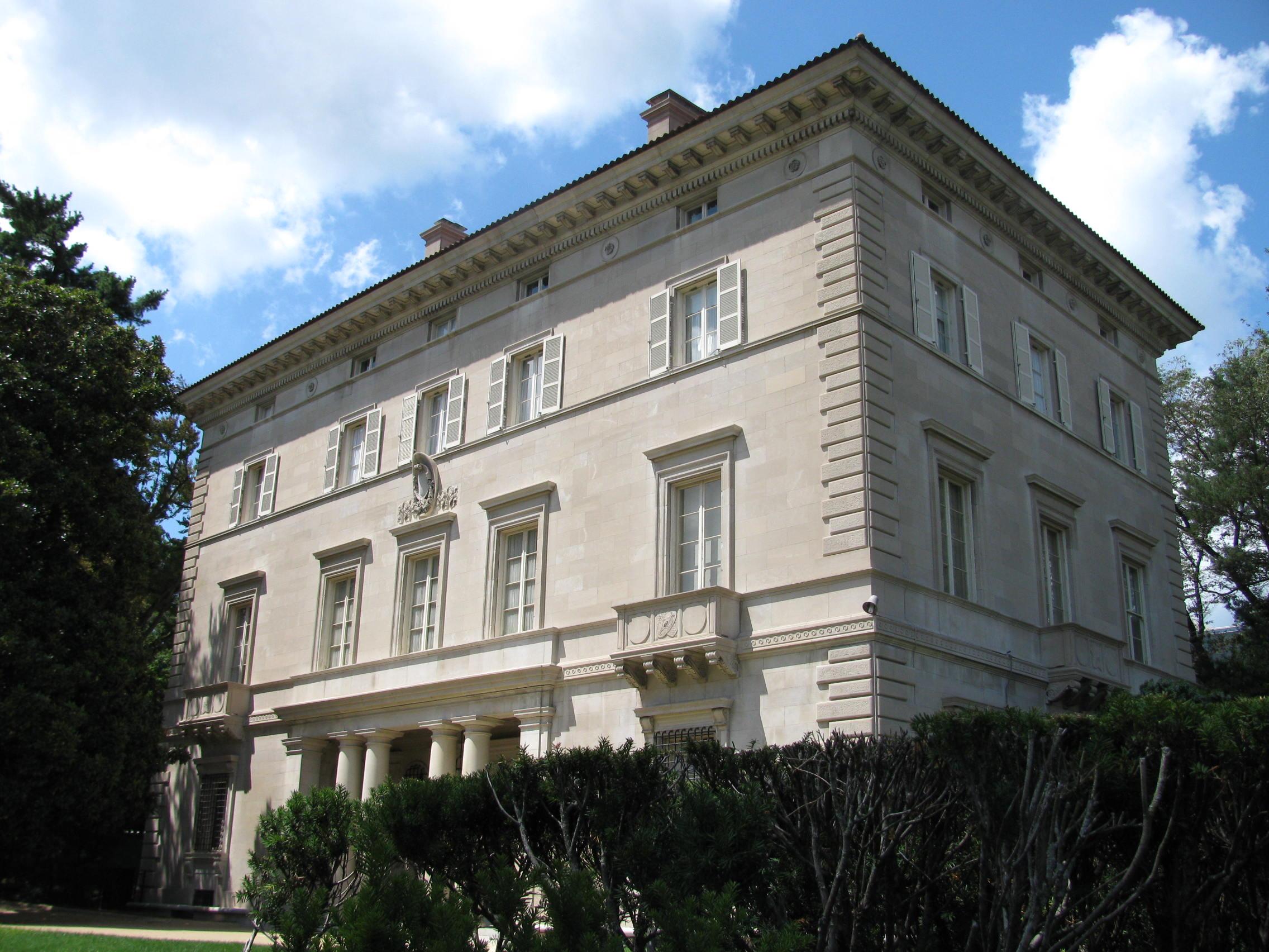 McCormick House (Washington, D C ) - Wikipedia