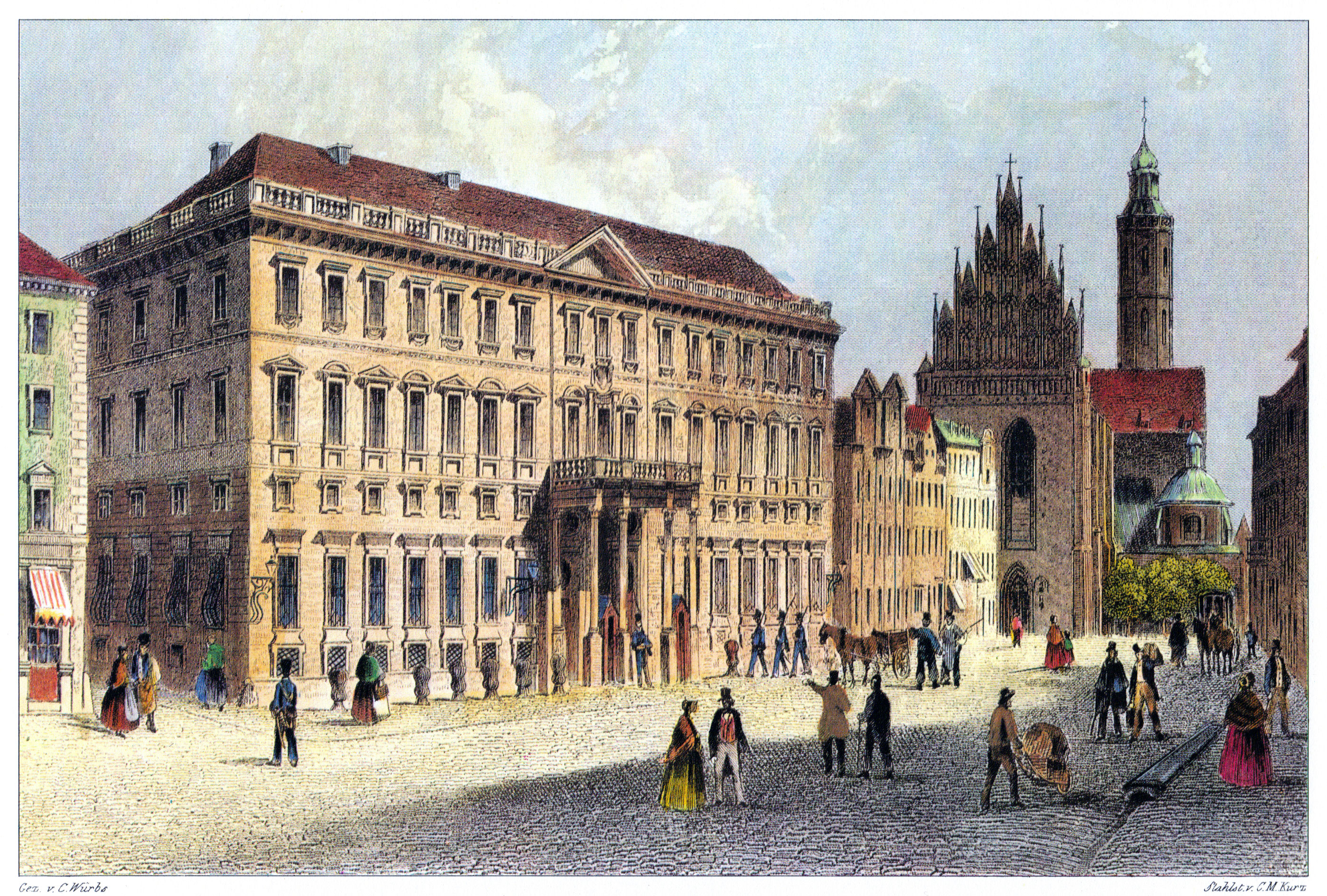 https://upload.wikimedia.org/wikipedia/commons/e/e8/Breslau_Dominikanerkirche_c1840.jpg