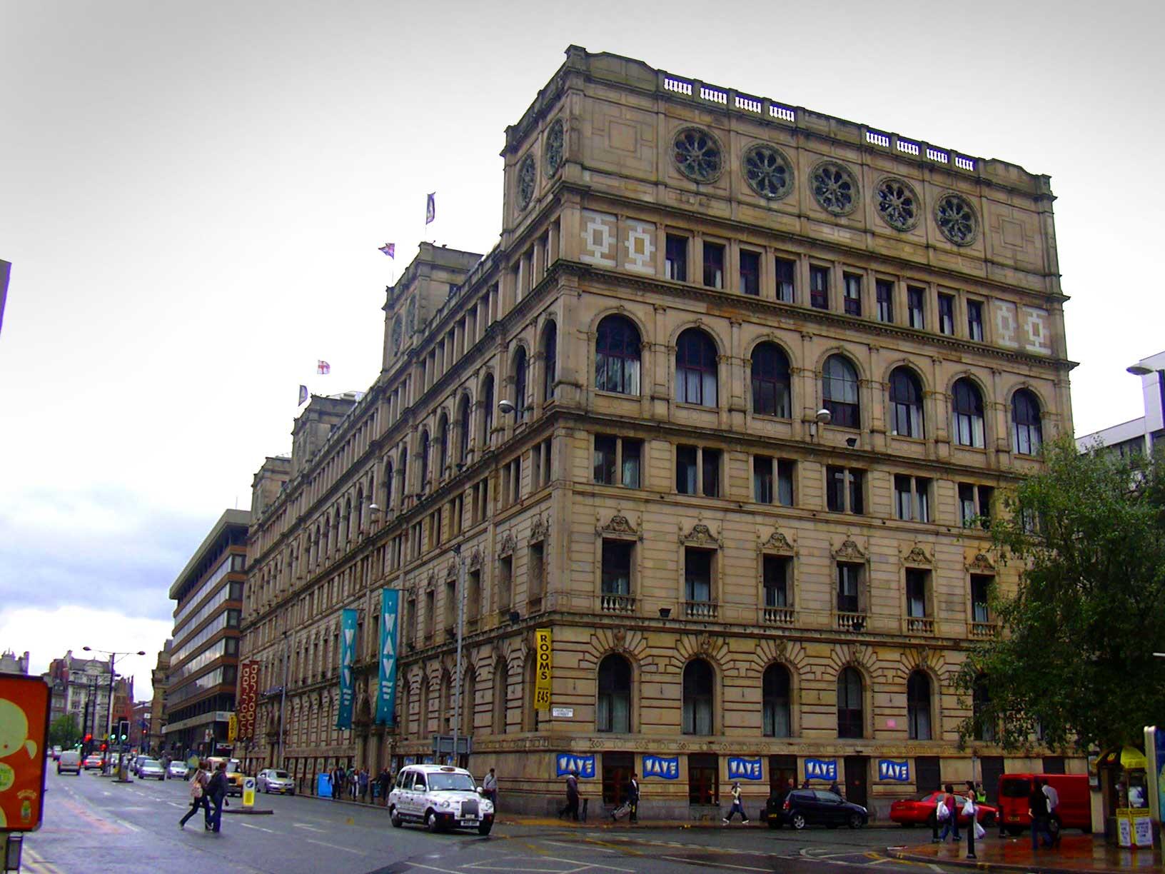 Britannia Hotel Manchester Spa