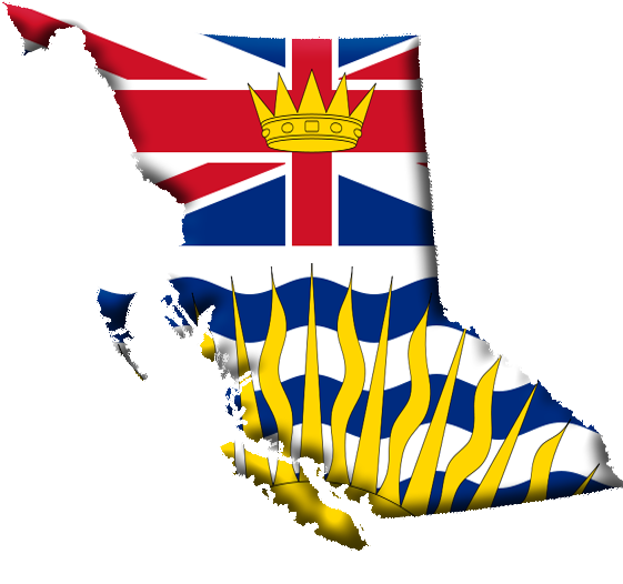 BC Flag by Qyd (talk· contribs) [Public domain]