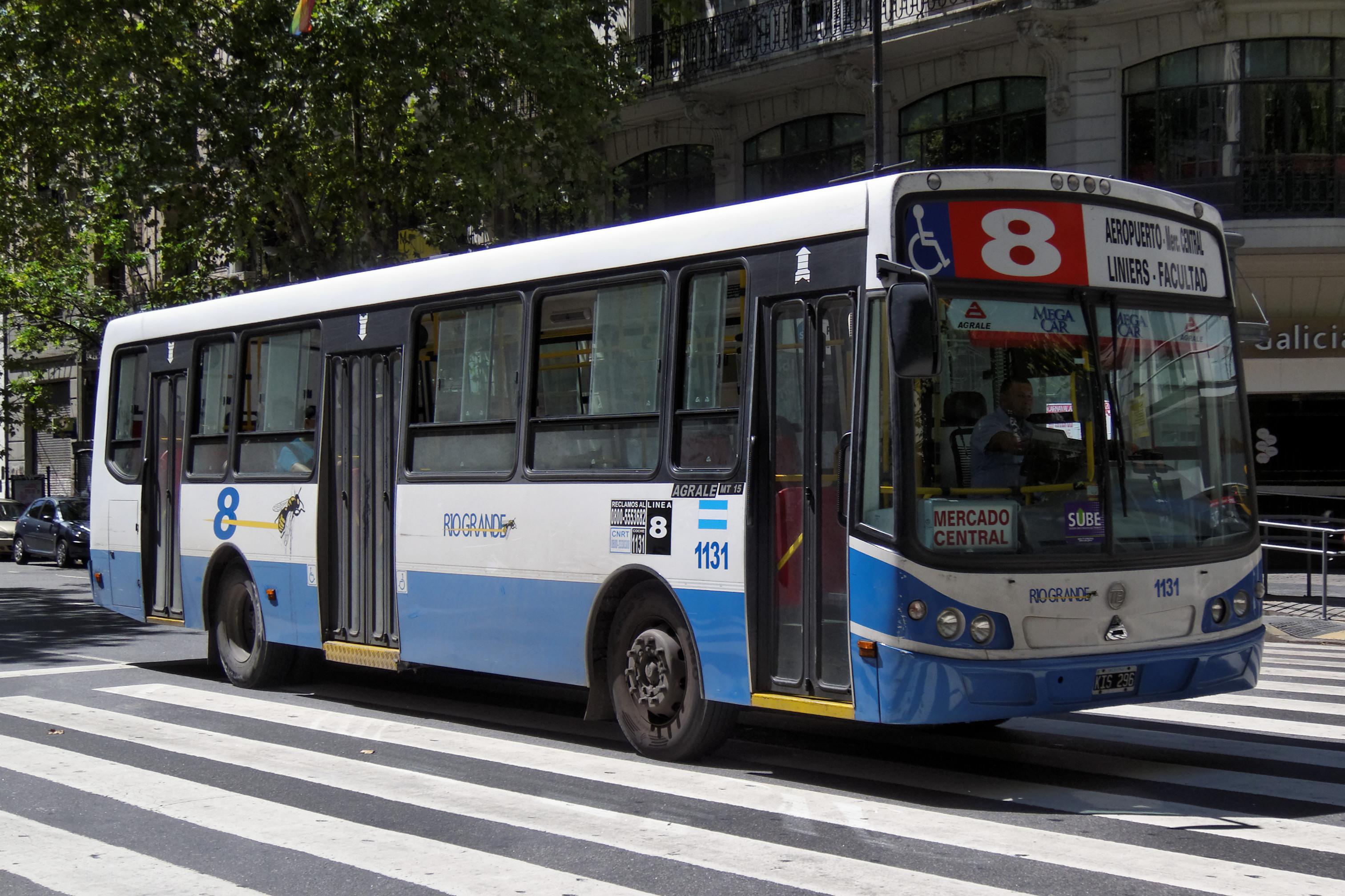 Transporte do aeroporto Ezeiza para o centro de Buenos Aires