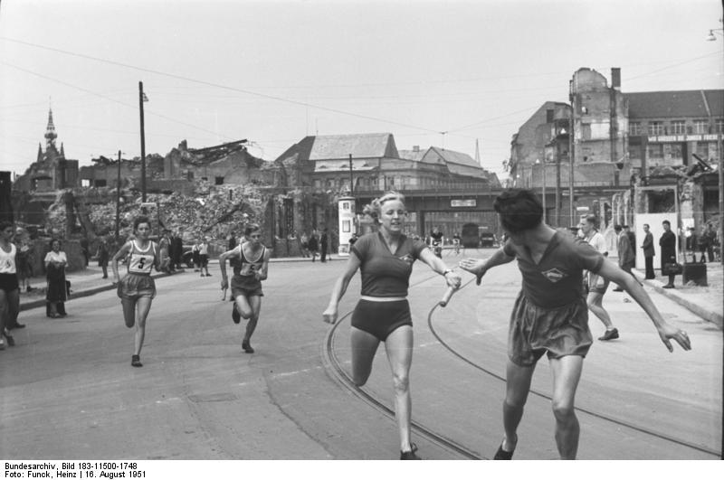 Staffellauf Berlin