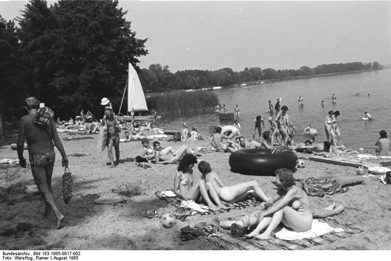 Deutsche am see alt und jung