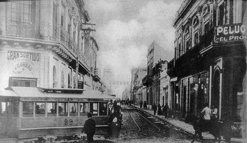 Fotos del interior de Argentina de los Siglos XIX y XX