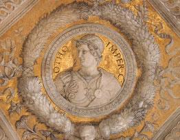 File camera picta cesari otone wikimedia commons for Oculo della camera degli sposi
