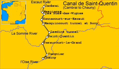 Map Of Saint Quentin France.File Canal De Saint Quentin Map Png Wikimedia Commons