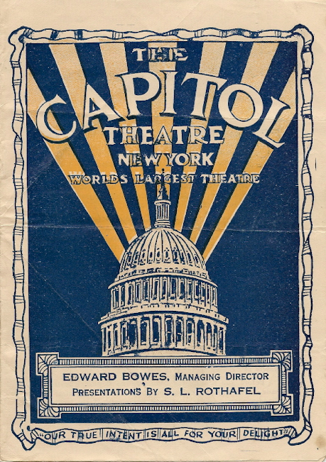 Capitol Theatre (New York City)