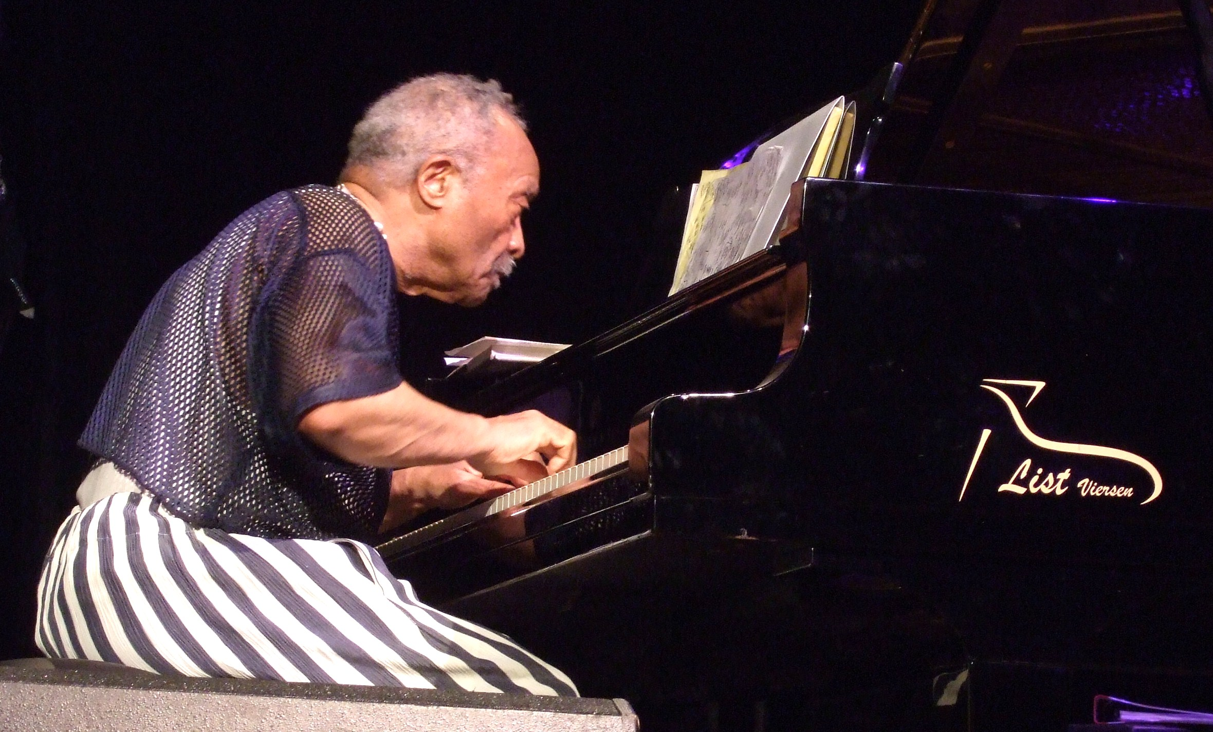 Cecil Taylor In Transition