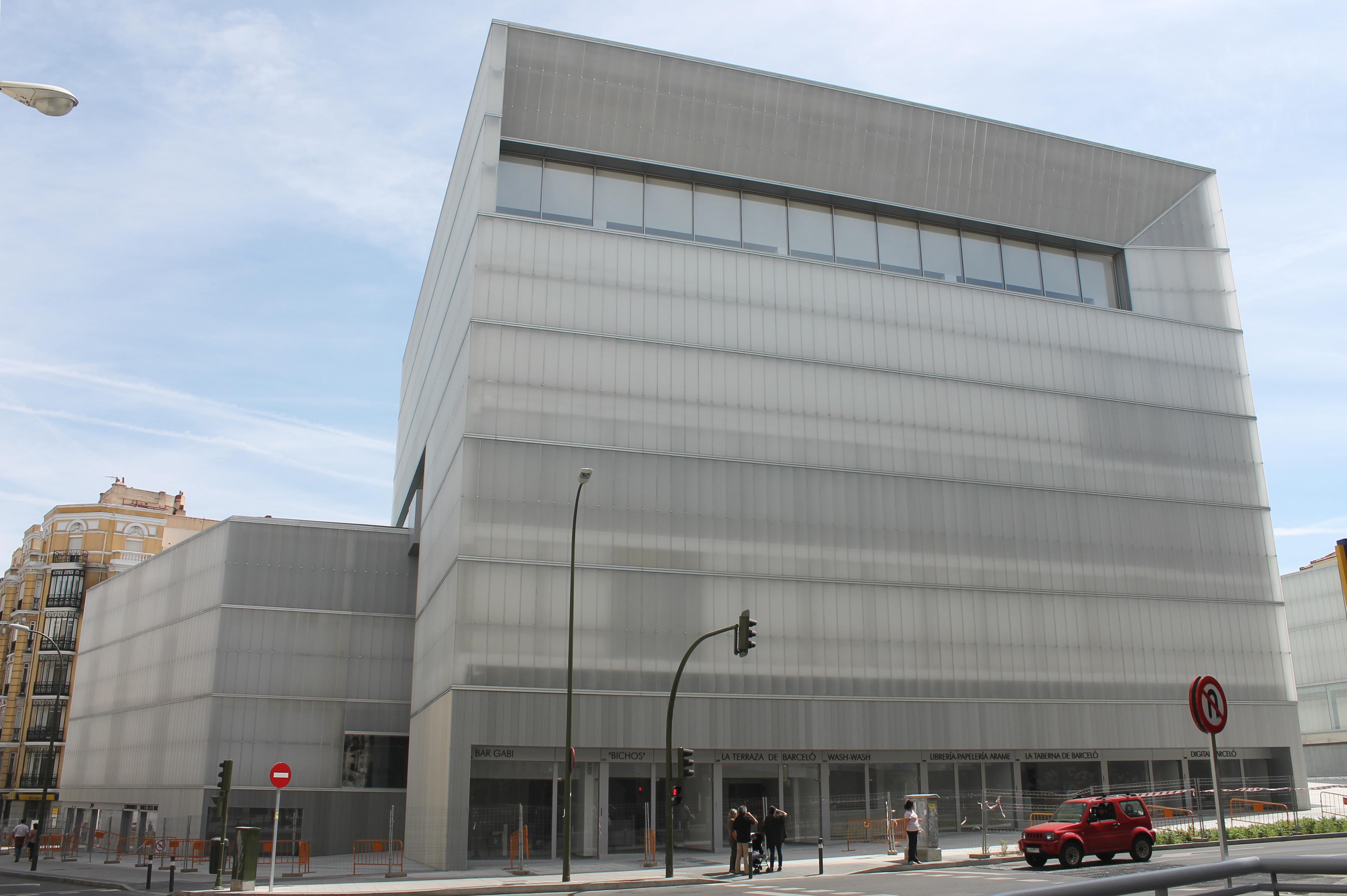 File Centro Polivalente Barceló Madrid 05 Jpg Wikimedia