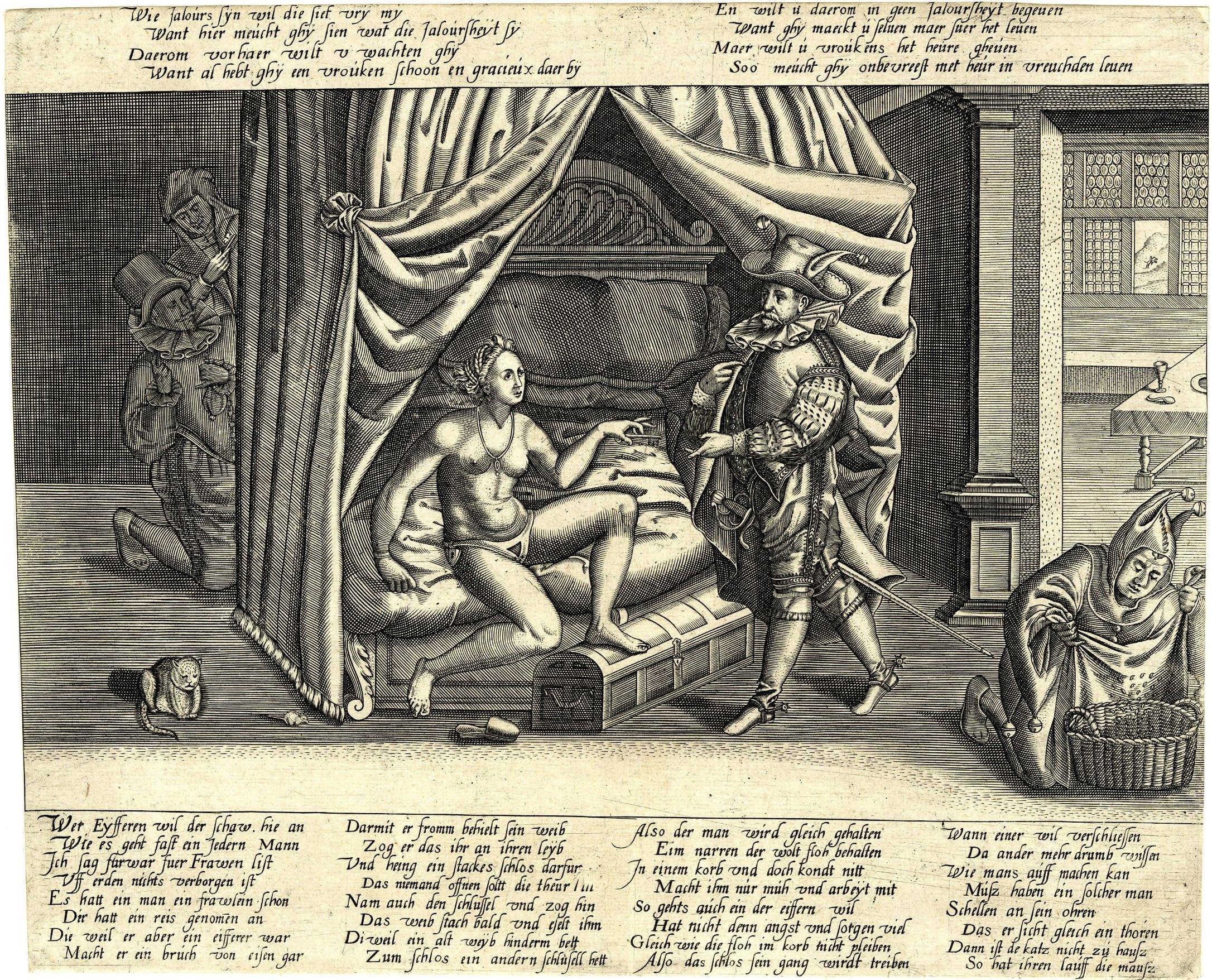 File Chastity Belt Satire Jpg Wikimedia Commons