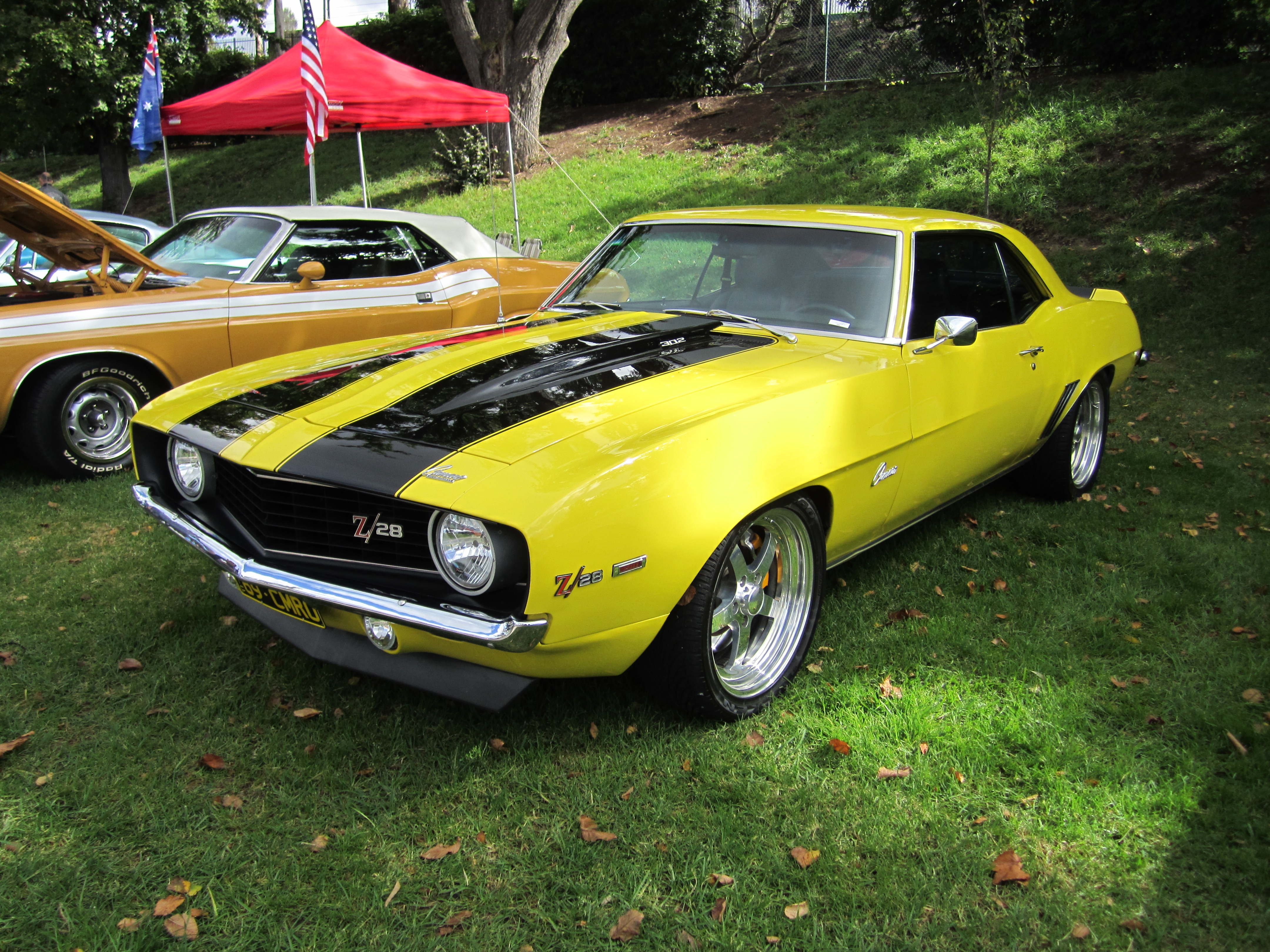 Image result for 6. 1969 Z28 Camaro