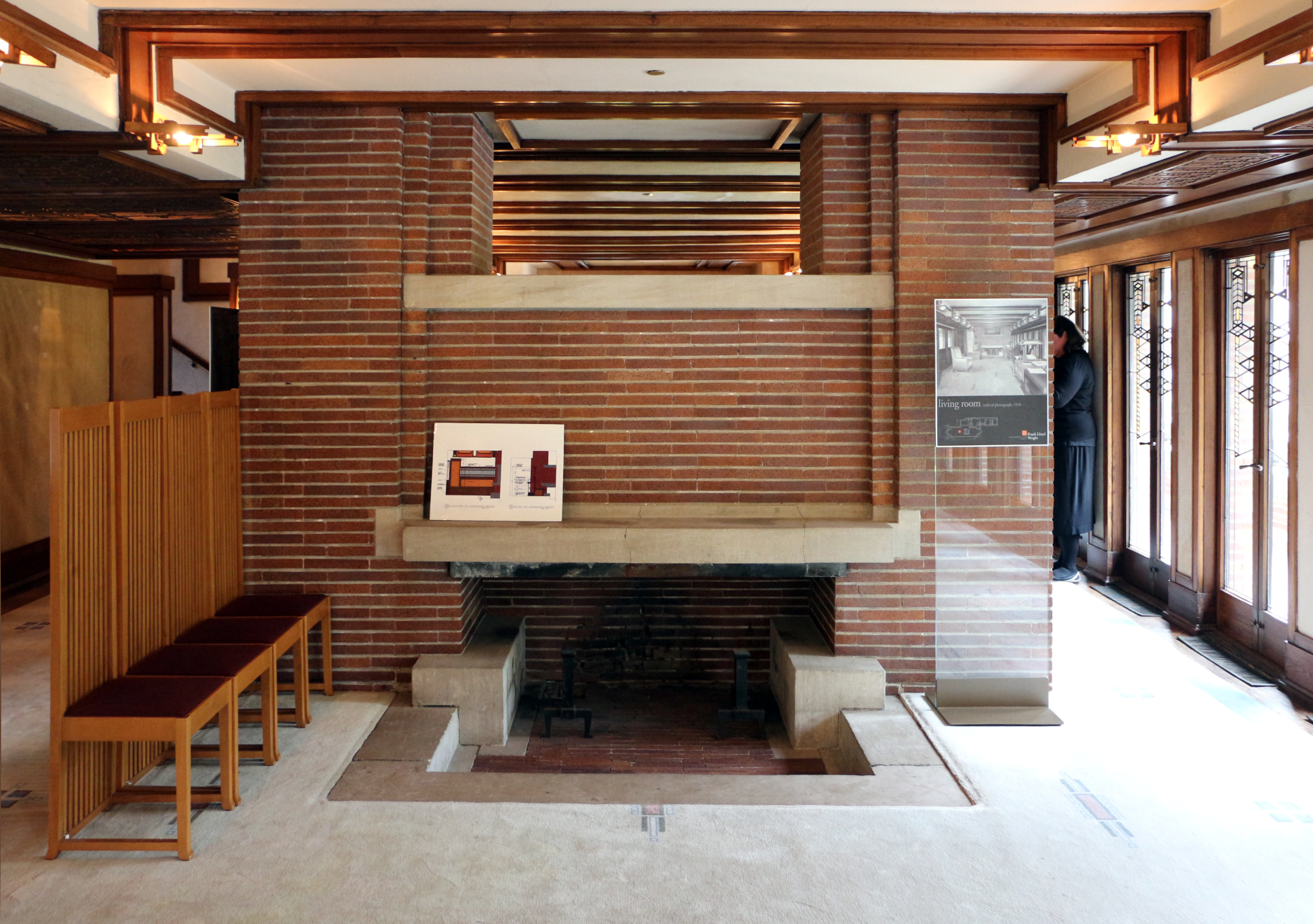 File:Chicago, robie house di frank lloyd wright, 1908-1910