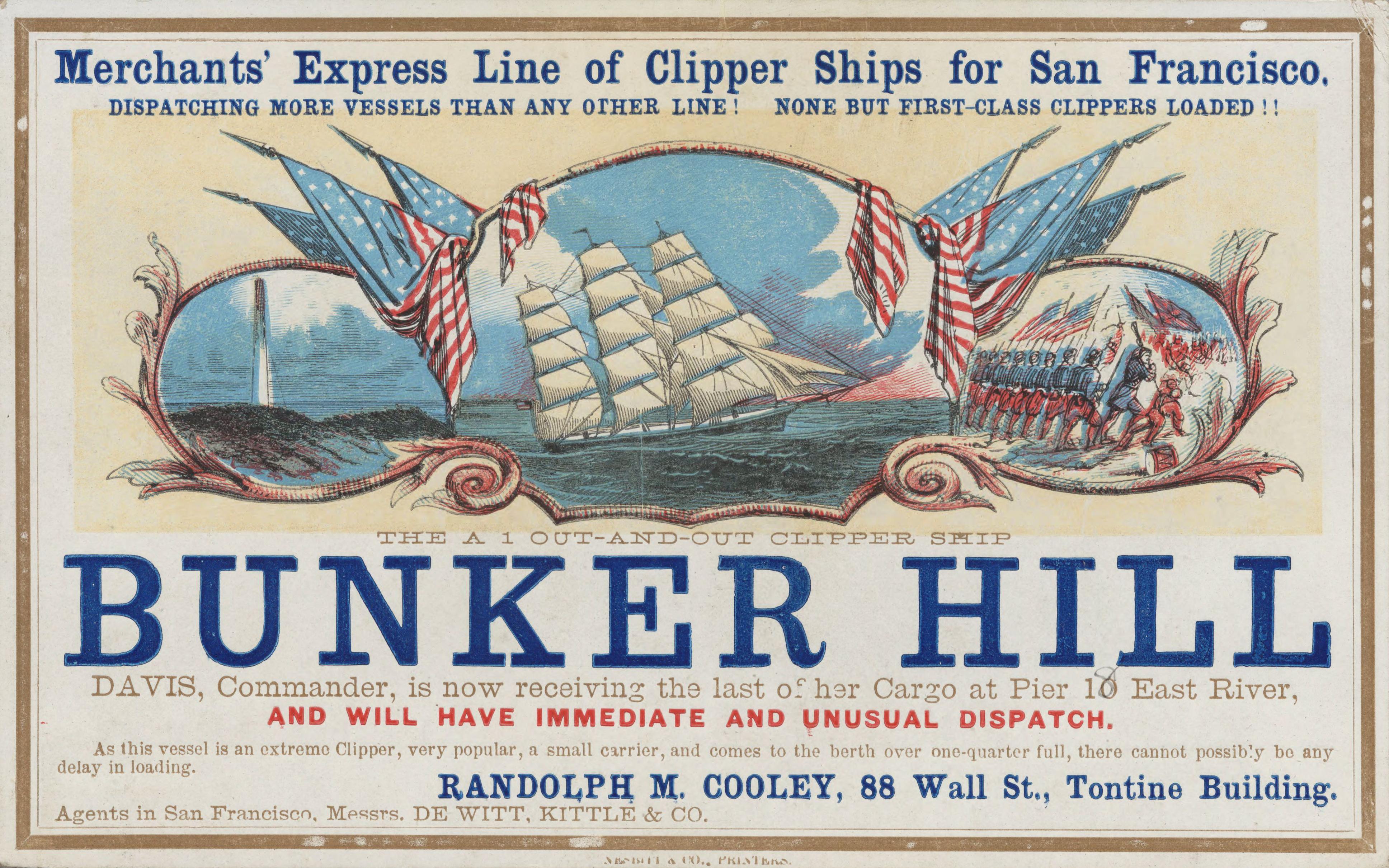 Redoubt Bunker Hill