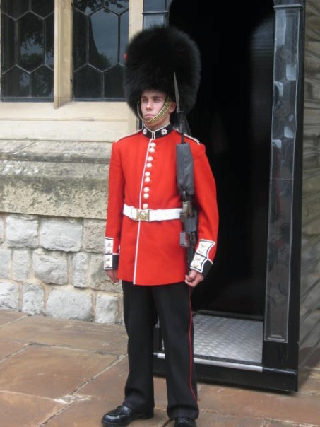 Coldstream Guard Uniform 51