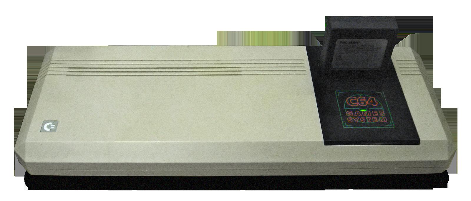 Commodore 64 Games System - Wikipedia