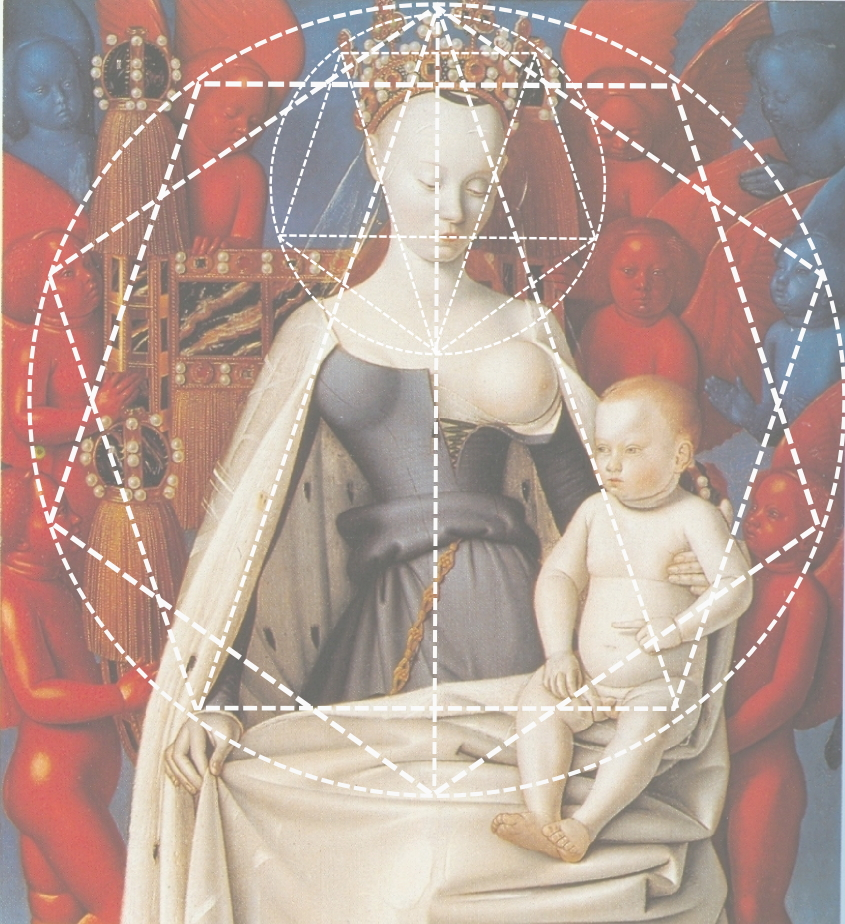 http://upload.wikimedia.org/wikipedia/commons/e/e8/Composition_Vierge_et_l%27enfant_entour%C3%A9s_d%27Anges_-_Fouquet.jpg