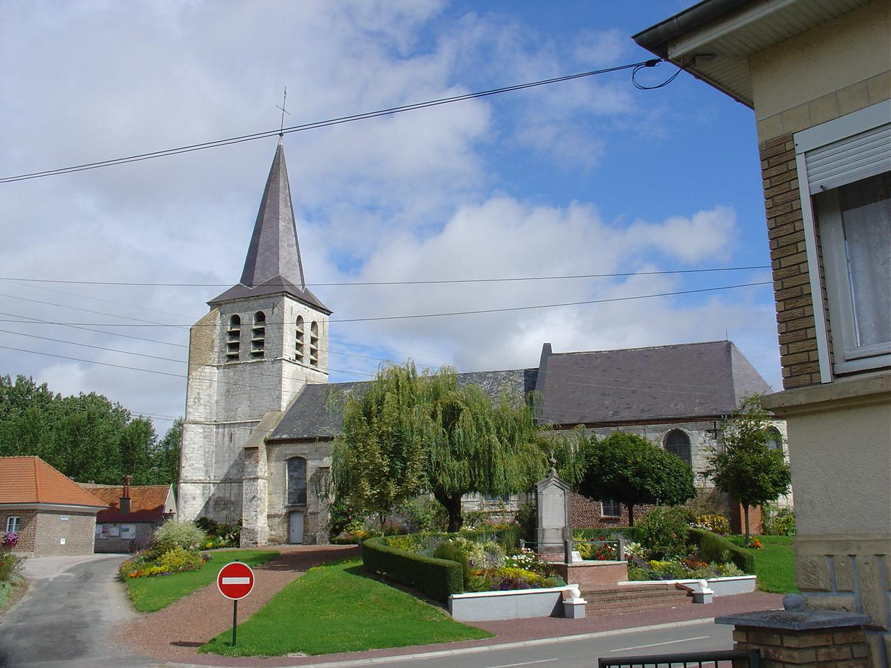 Conchy-sur-Canche