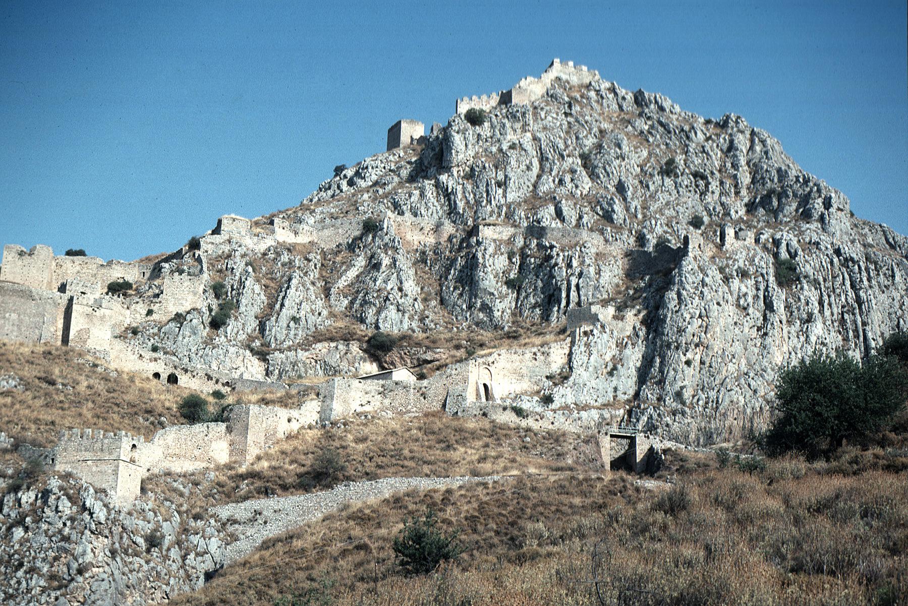 File:Corinth, Acrocorinth.jpg