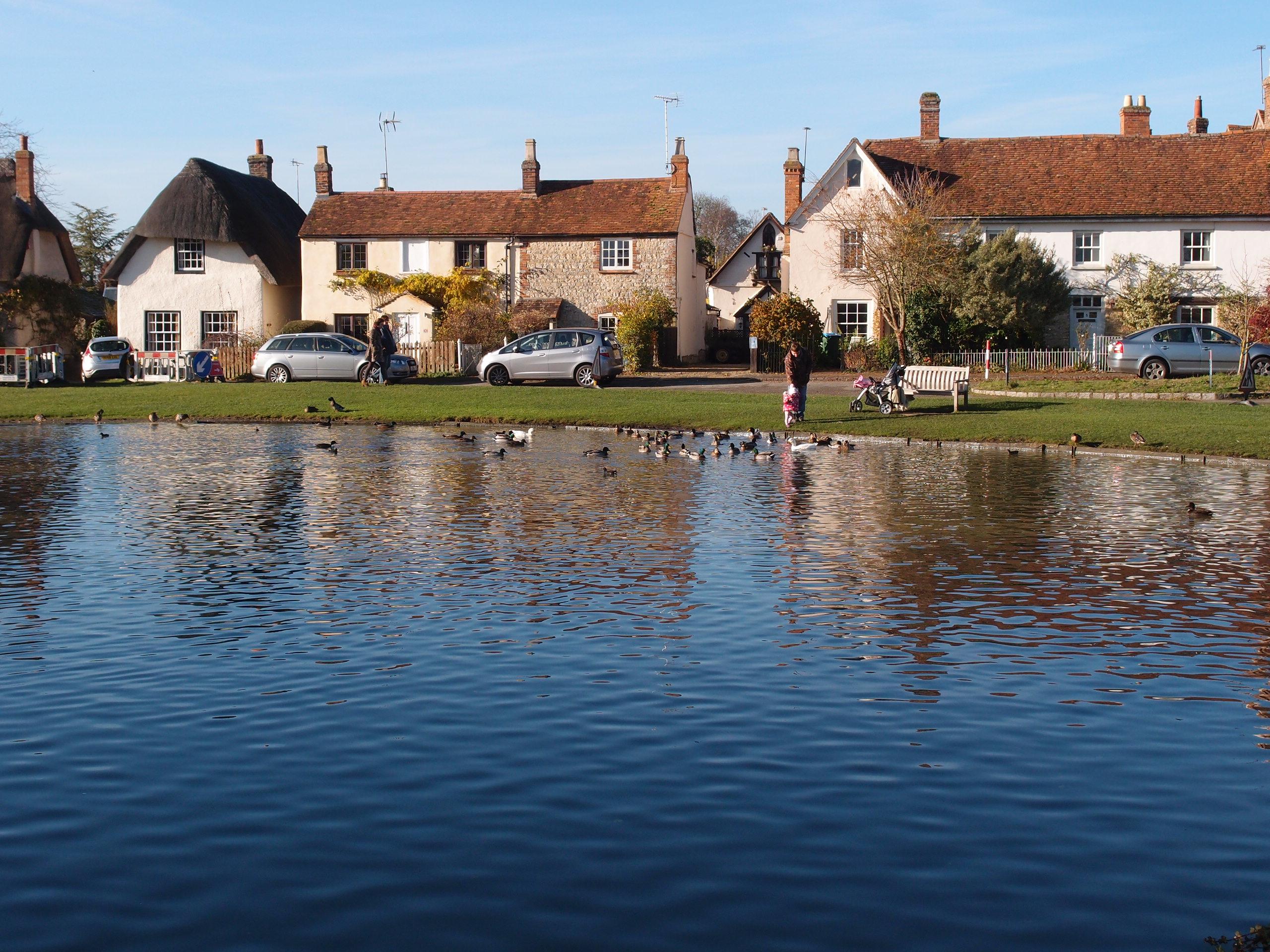 Haddenham, Buckinghamshire - Wikiwand