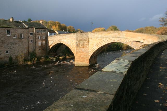 County Bridge, Barnard Castle. - geograph.org.uk - 1044208