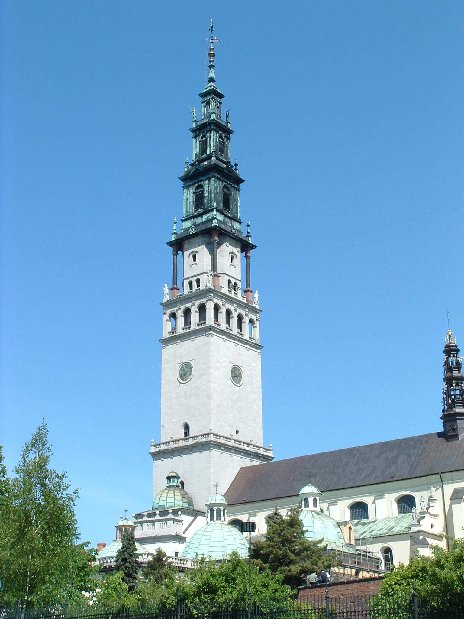 File:Czestochowa-Jasna-Gora-01.jpg - Wikimedia Commons