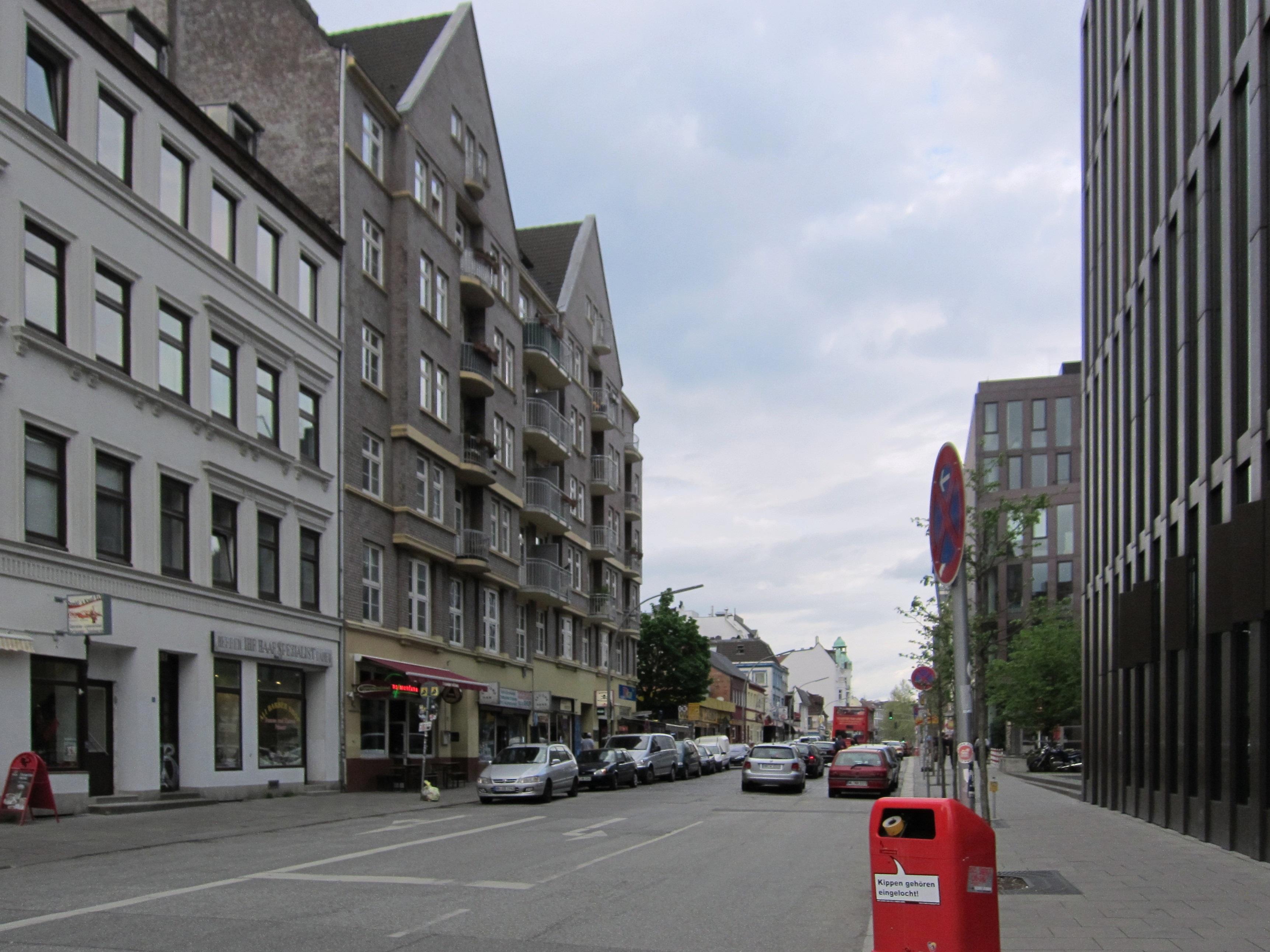 Hamburg Sankt Pauli Hotel