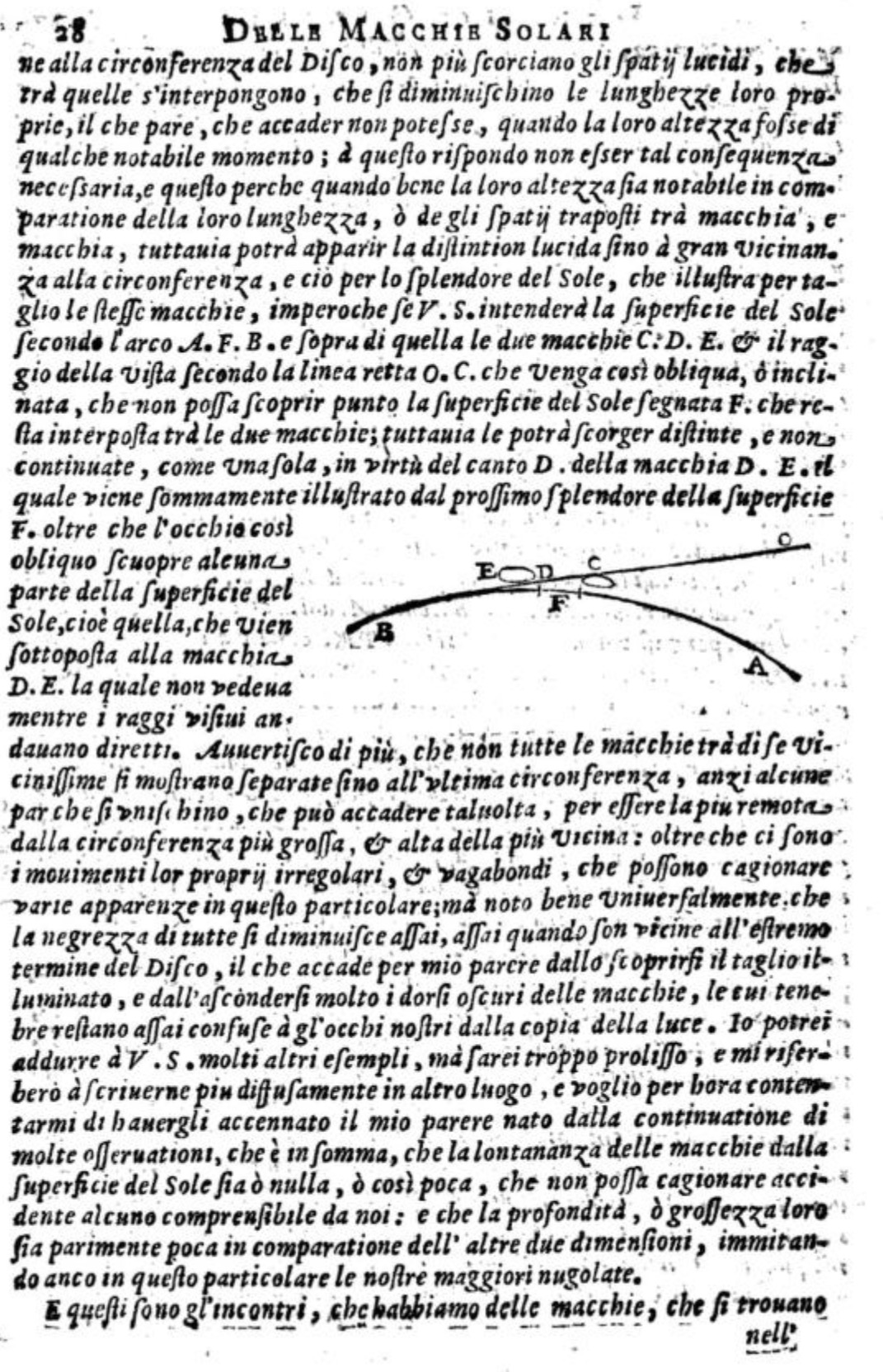 FileDiagram From GalileoS Second Letter On Sunspots Proving That