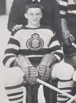 Dickie Moore (ice hockey) Canadian hockey player, businessman and philanthropist