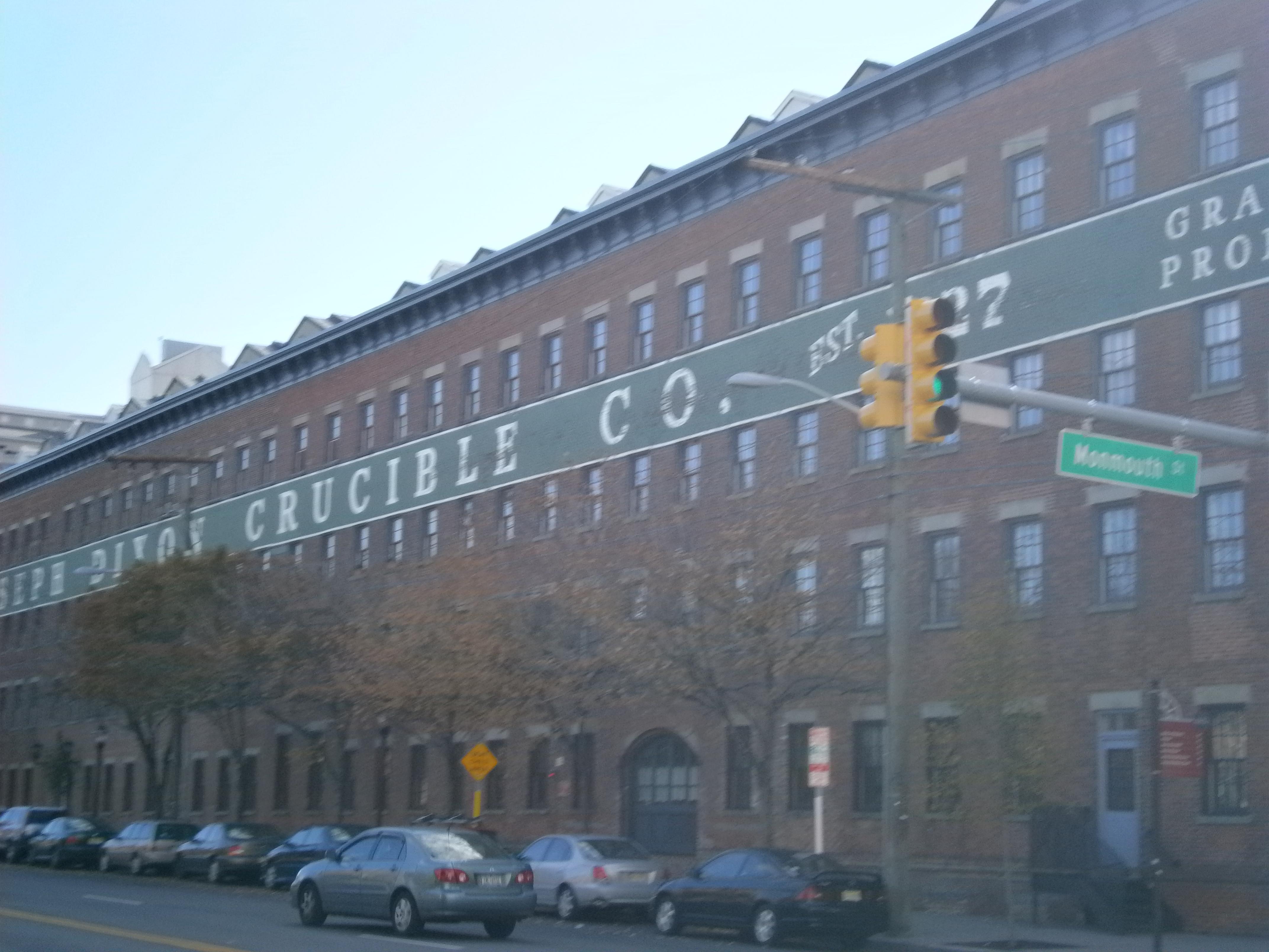 File:Dixon Mills-Joseph Dixon Crucible Company complex-Columbus