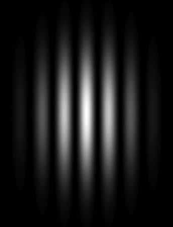 Qu'est ce que la dualité onde-particule ? Double_slit_simulated