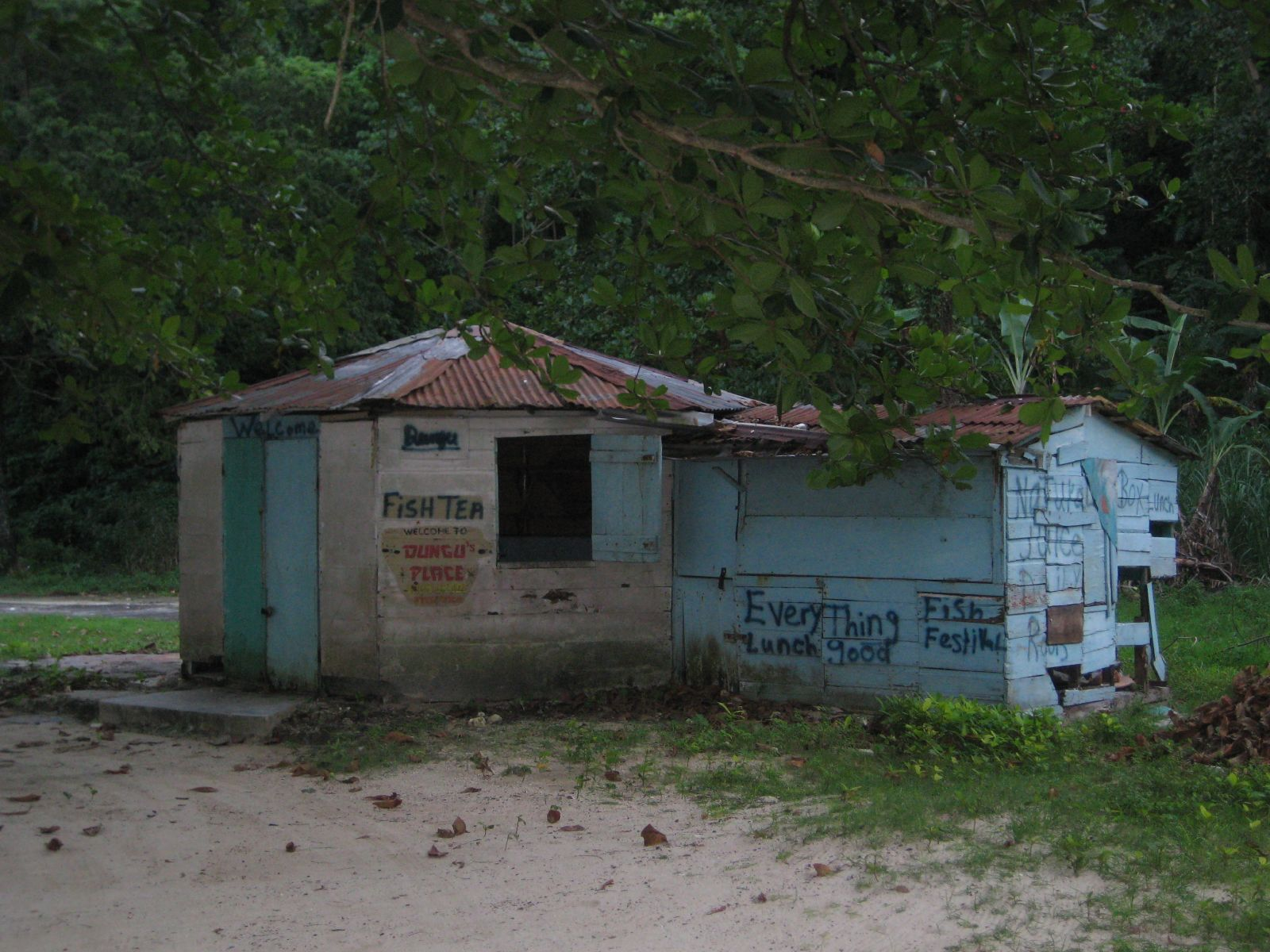File dungu 39 s fish tea wikimedia commons for Jamaican butter fish