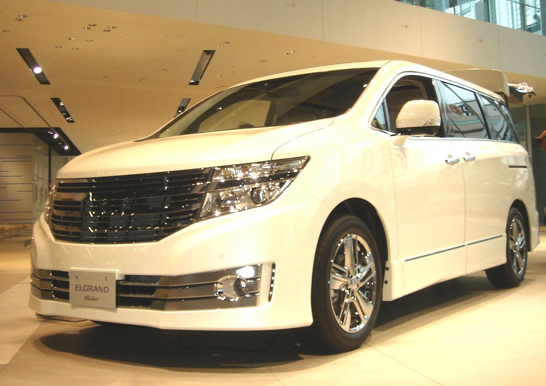 nissan elgrand wikipedia. Black Bedroom Furniture Sets. Home Design Ideas