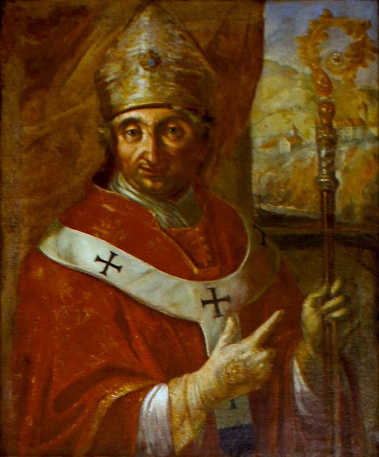 Эгильберт Фрайзингский. Своболное изображение Википедии.